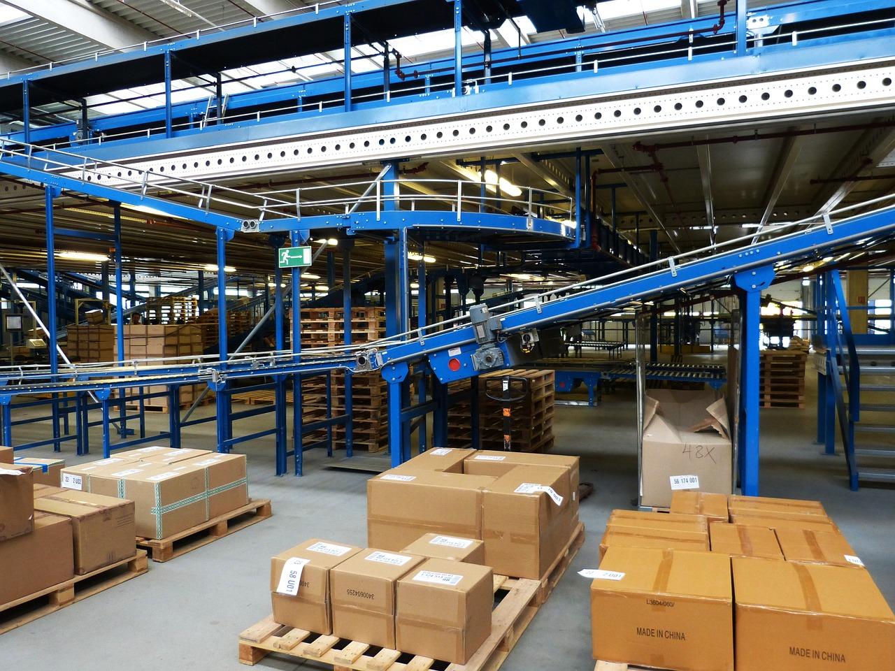Großhandel & Logistik